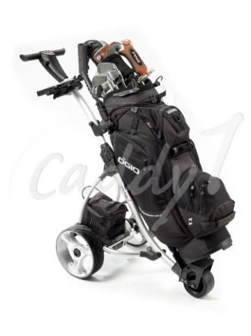 Elektro Golf Trolley CADDYONE 350 mit Funkfernbedienung - 1