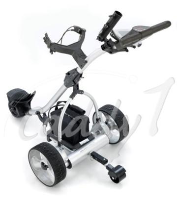 Elektro Golf Trolley CADDYONE 350 mit Funkfernbedienung - 2