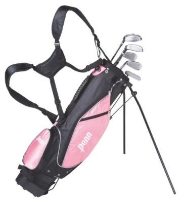 Penn FXI Junior Girl Golfset 9-tlg. incl. Golfbag und Ständer, 5 Clubs - 1