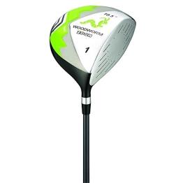Woodworm Golf ZOOM Komplettset : Rechtshänder Herren Standardlänge - 1