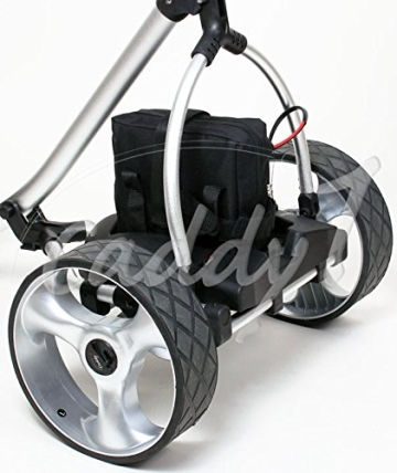 Elektro Golf Trolley CADDYONE 200, 250W, 22 Ah-Akku - 3