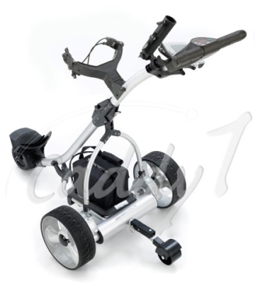 Elektro Golf Trolley CADDYONE 350 mit Funkfernbedienung - 2
