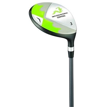Woodworm Golf ZOOM Komplettset : Rechtshänder Herren Standardlänge - 2